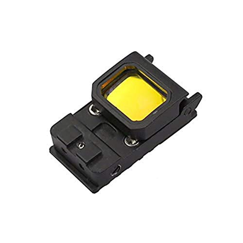 ARWIN Airsoft Gun Sight 3 Flip Red Dot Sight RMR Holographic Reflex Sight for Shooting Hunting for Glock or 20mm Picatinny (Black)