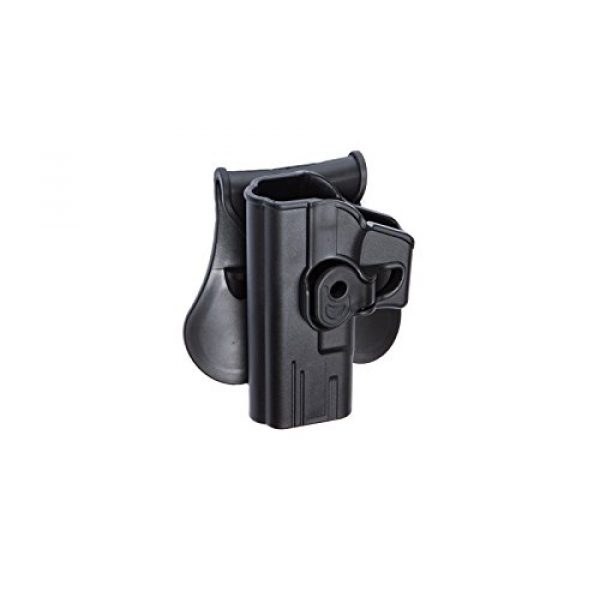 ASG  1 ASG/Strike Systems G Models Paddle Polymer Holster for G19