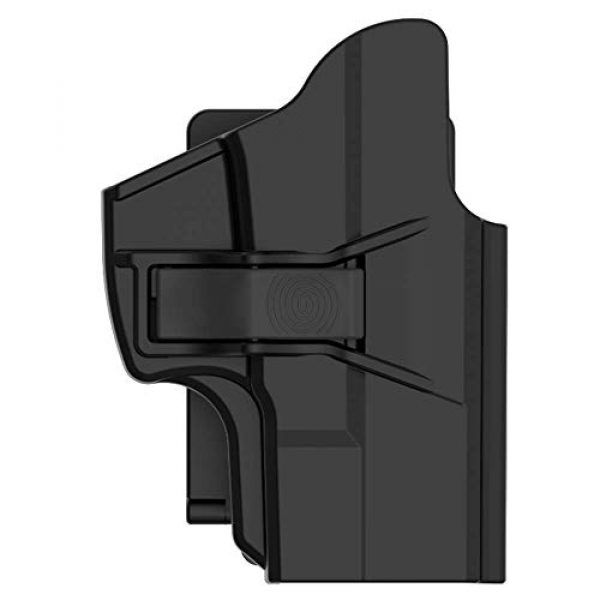 Taurus PT111 G2 Holster with Trigger Release Adjustable Cant