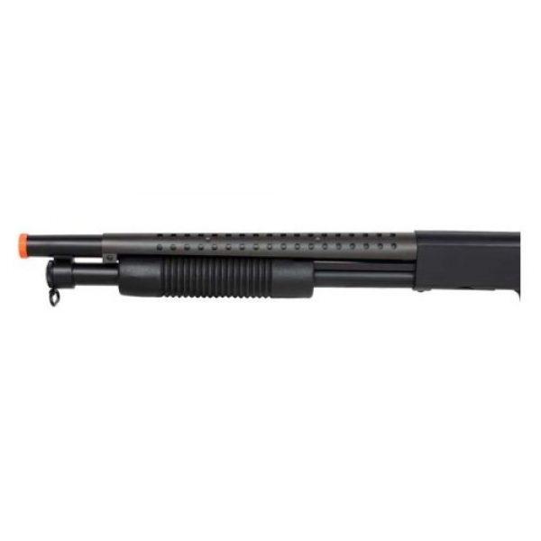 Double Eagle  4 double eagle m58a tactical pump action airsoft shotgun (full stock)(Airsoft Gun)