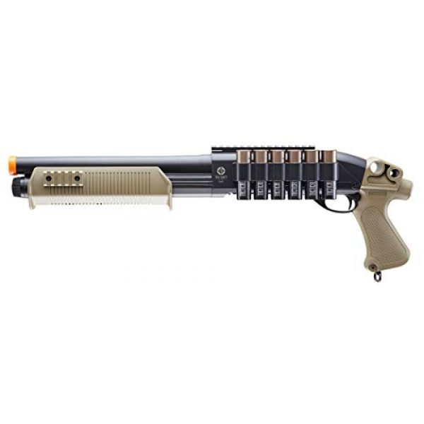 Elite Force  1 Elite Force Tactical Force Tri-Shot 6mm BB Airsoft Shotgun