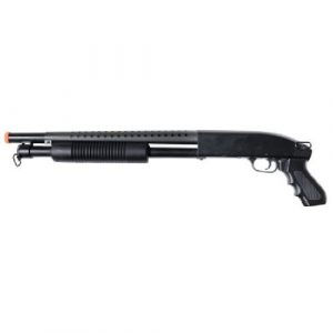 Double Eagle  1 Double Eagle M58B Pump Action Sawed Off Metal FPS-400 Shotgun