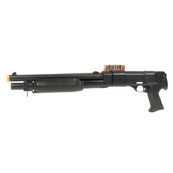Gold Arrows  1 spring m183a1 tactical pump action shotgun fps-380 airsoft gun(Airsoft Gun)