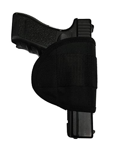 PRO TACTICAL  2 PRO TACTICAL Gun Holster IWB Concealment Holster in The Pants Holster FITS Glock 17 19 21 22 23 and Most Full Size Automatic and Some Revolvers