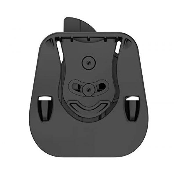 TYWPUID  3 TYWPUID S&W M&P Shield 9mm/.40 Holster