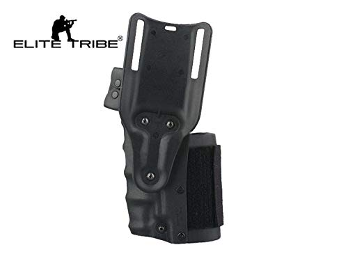 Elite Tribe  3 Elite Tribe Army Military Gun Holster Airsoft SWAT Shooting Holster Combat Tactical Modle Waist Leg Holster