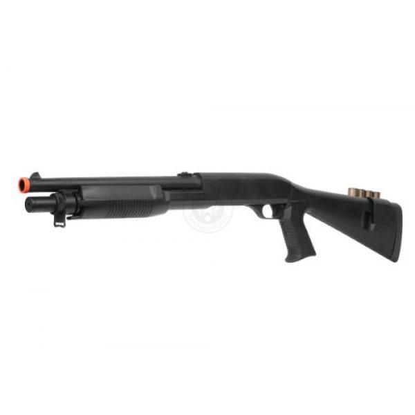 UKARMS  1 400 fps agm airsoft m500 m183a2 tactical shell fed spring airsoft shotgun(Airsoft Gun)