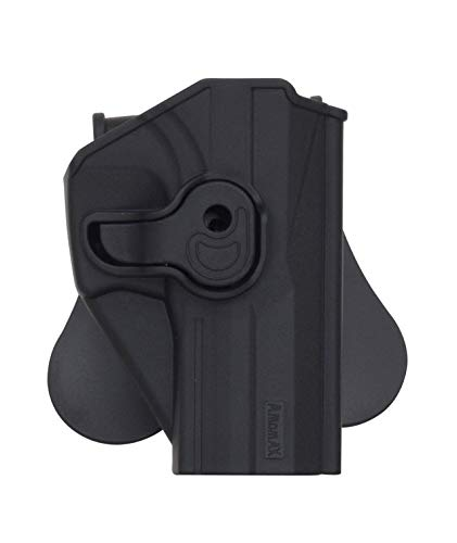 AMOMAX  1 AMOMAX Level II Tactical Holster | Fits Airsoft KWA/Umarex USP Full Size/Compact | G