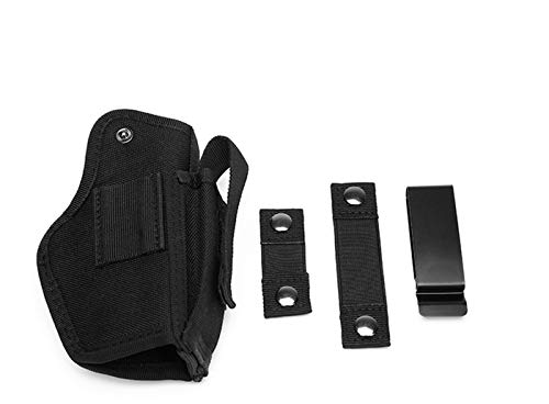 LIVIQILY  4 LIVIQILY Right or Left Handed Concealed Carry Gun Holster for Glock 17 19 22 23 43 P226 P229 Ruger Beretta 92 M92 s&w Pistols