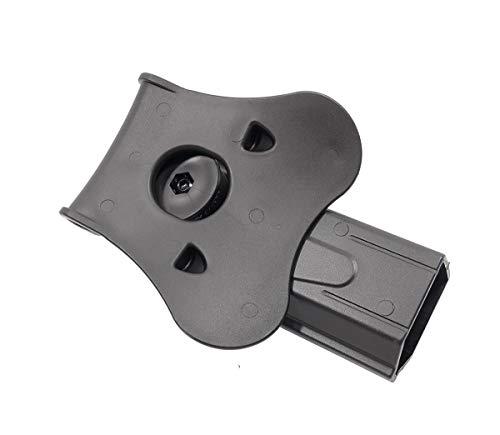 Amomax  2 Amomax Level II Tactical Holster | Fits Airsoft STI Hi-Capa 2011 Series Pistols | Tokyo Marui/WE/KWA