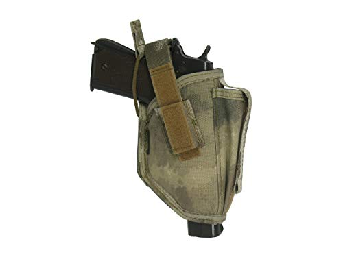 tactic.world  1 Holster Tactical Pistol m.o.l.l.e Olive Black