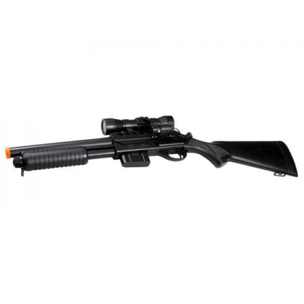 Team SD  3 tsd m47a shotgun full stock airsoft gun(Airsoft Gun)