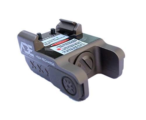 Ade Advanced Optics Airsoft Gun Sight 4 Ade Advanced Optics Full Metal FDE(Flat Dark Earth) HG54G Rechargeable Universal Laser Sight