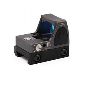 Jiaboyu Airsoft Gun Sight 1 Jiaboyu Adjustable LED Red Dot Sight