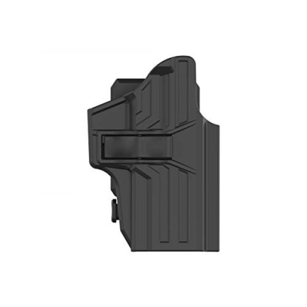 PISOLHO  2 PISOLHO OWB Holster Compatible with Sig P320/ P320 Compact/ P320 RX/CompactX Carry