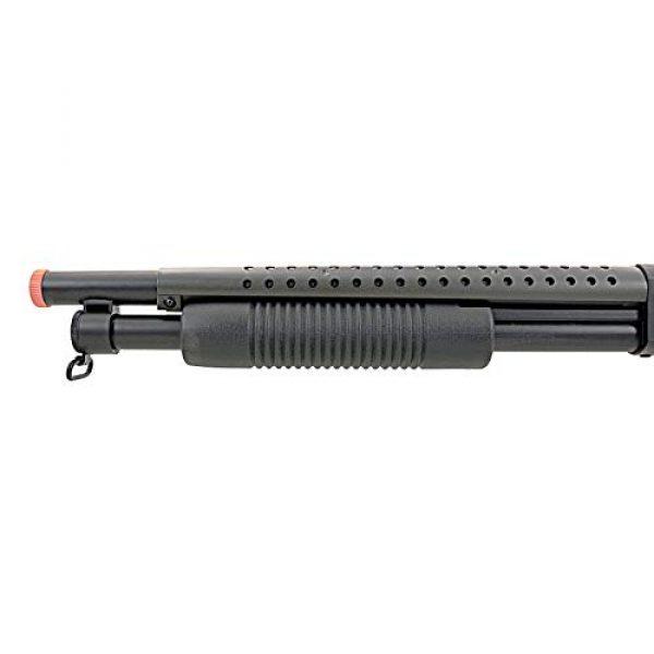 BBTac  4 BBTac Airsoft Pump Action Shotgun Rifle 400 FPS Police