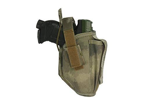 tactic.world  2 Holster Tactical Pistol m.o.l.l.e Olive Black