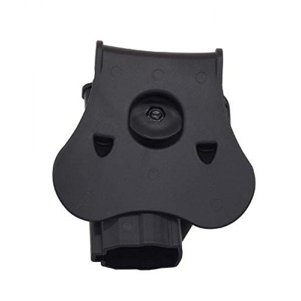 AMOMAX  2 AMOMAX Level II Tactical Holster | Fits Airsoft KWA/Umarex USP Full Size/Compact | G