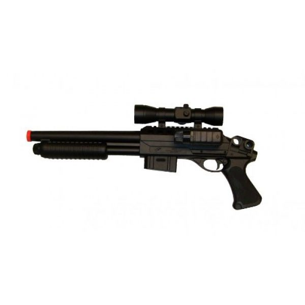 Double Eagle  1 m47b2 airsoft tactical shotgun(Airsoft Gun)