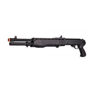 Double Eagle  1 Double Eagle M63 Pump Action 3x10 Shell Tri-Shot Airsoft Shotgun