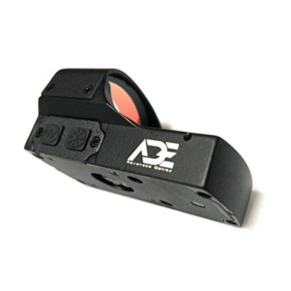 Ade Advanced Optics Airsoft Gun Sight 4 Ade Advanced Optics RD3-011 Avenger Red Dot & NV Night Vision Sight