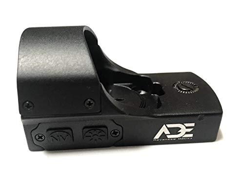 Ade Advanced Optics Airsoft Gun Sight 3 Ade Advanced Optics RD3-011 Avenger Red Dot & NV Night Vision Sight