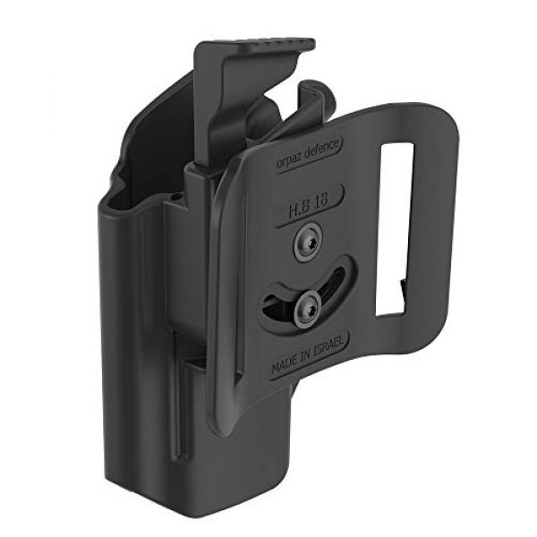 Orpaz  3 Orpaz Adapters and Attachments for Gun Holsters and Other Accessories