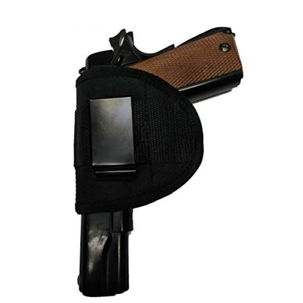 PRO TACTICAL  1 PRO TACTICAL Gun Holster IWB Concealment Holster in The Pants Holster FITS COLT 1911 and Most Full Size Automatic and Some Revolvers