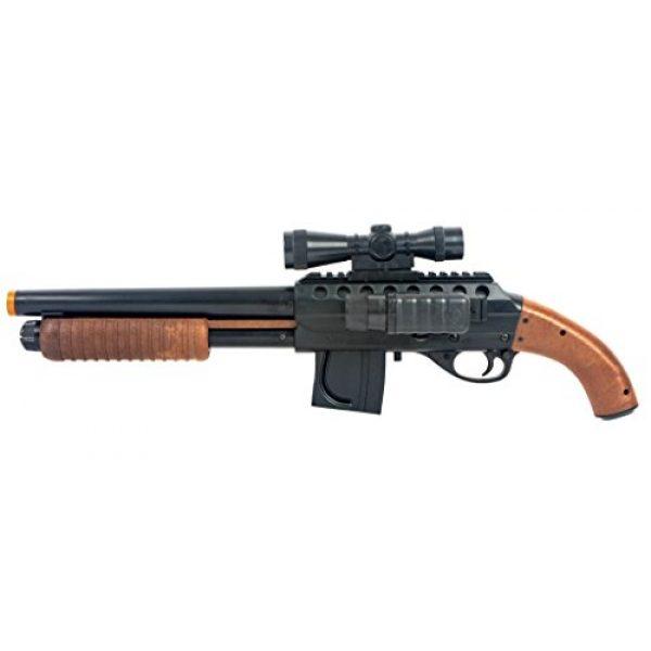 Mossberg  1 Mossberg M500 Short Spring Powered Airsoft Shotgun