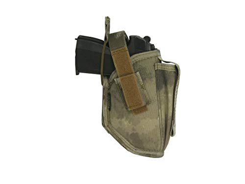 tactic.world  3 Holster Tactical Pistol m.o.l.l.e Olive Black