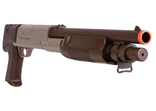 Marines Airsoft  3 marines ss02 triple shot pump shotgun 350 fps (2)(Airsoft Gun)