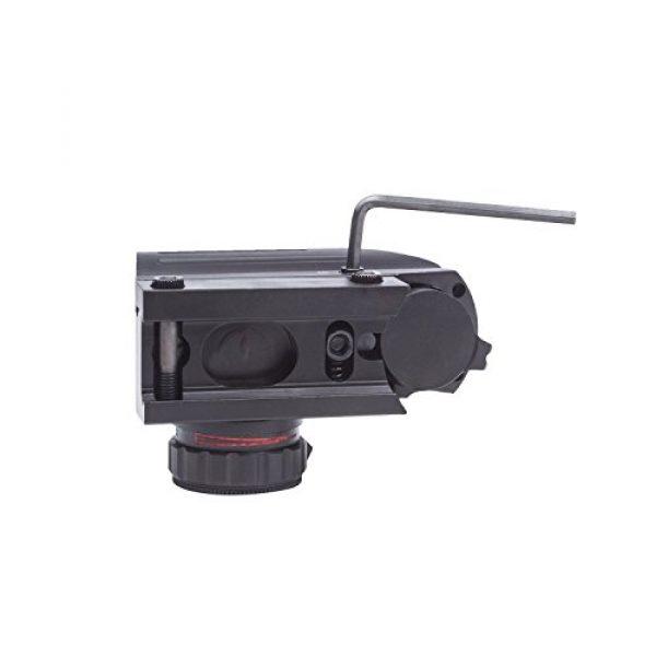 UUQ Airsoft Gun Sight 4 UUQ Tactical Holographic Red Green Reflex Scope Sight 4 Reticles