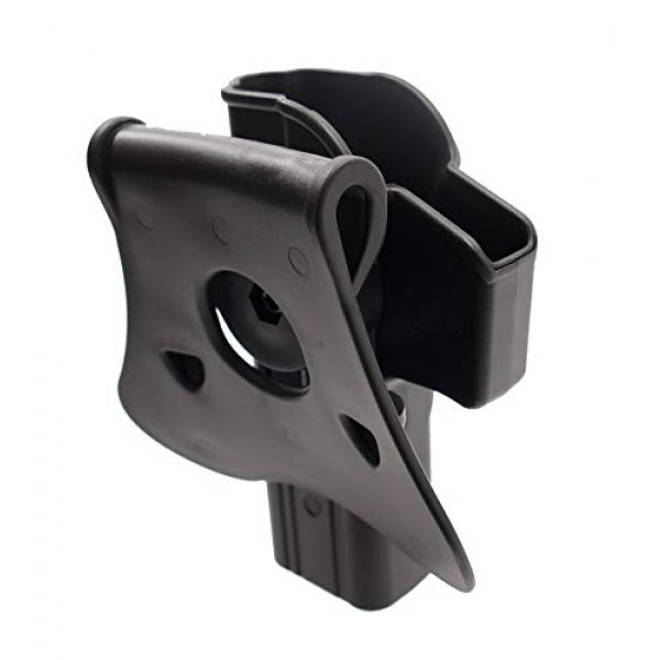 Amomax  3 Amomax Level II Tactical Holster | Fits Airsoft Glock 17/22/ 31 | KWA ATP Series | APS ACP Series