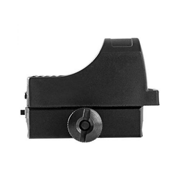 Sniper Airsoft Gun Sight 2 Sniper TR20 Reflex Sight Red Dot Sight Fit Picatinny Rail