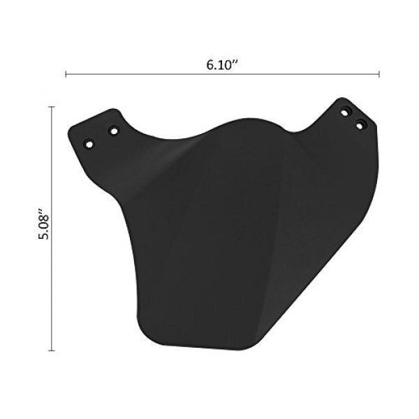 AIRSOFTPEAK Airsoft Helmet 2 AIRSOFTPEAK 2 Helmet Side Covers