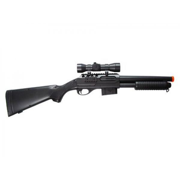 Team SD  2 tsd m47a shotgun full stock airsoft gun(Airsoft Gun)