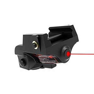 Red Iron Tactical Airsoft Gun Sight 1 Red Iron Tactical Compact Laser Sight for Handguns Rifle Pistol