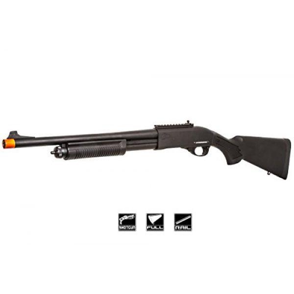 Jag Arms  1 Jag Arms Scattergun HD Gas Airsoft Shotgun (Black)