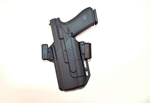 Raven Concealment Systems  2 Raven Concealment Systems Perun OWB Holster fits Gen 5 Glock with TLR1HL