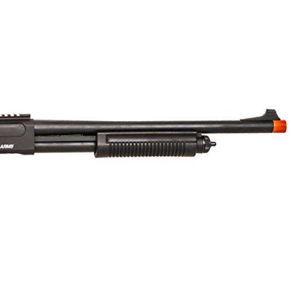 Jag Arms  6 Jag Arms Scattergun HD Gas Airsoft Shotgun (Black)