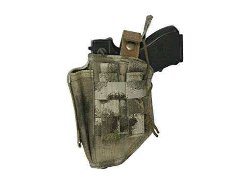 tactic.world  4 Holster Tactical Pistol m.o.l.l.e Olive Black