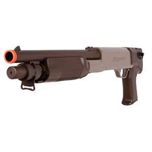 Marines Airsoft  1 marines ss02 triple shot pump shotgun 350 fps (2)(Airsoft Gun)