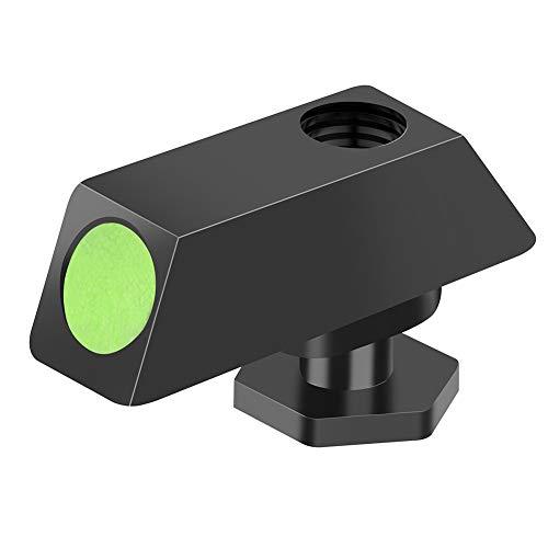 Feyachi Airsoft Gun Sight 2 Feyachi NS16 Night Sights Glow in The Dark for Glock Pistol 17 17L 19 26 27 33 34 38 39