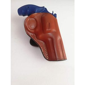 SmartDeal  1 S&W 686 3 Paddle Leather Holster