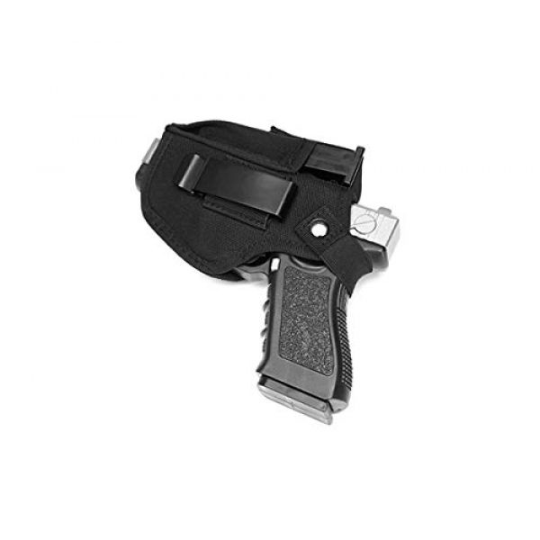 LIVIQILY  5 LIVIQILY Right or Left Handed Concealed Carry Gun Holster for Glock 17 19 22 23 43 P226 P229 Ruger Beretta 92 M92 s&w Pistols