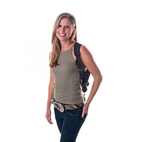 """Wyoming Holster  7 Gun Holster Buy 1 get 3 Free Shoulder/Concealed/Hip/Ankle IWB FITS Taurus TX22 .22LR TH Series Remington 1911 R1 3.5"""" BRL KAHR Baby Eagle III S/Compact 9MM 3.85"""" BRL 40 S&W 3.93"""" BRL S9 W/Laser 5"""