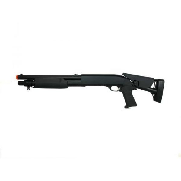 Double Eagle  6 de m56c m3 tactical shotgun pump action by sdn(Airsoft Gun)