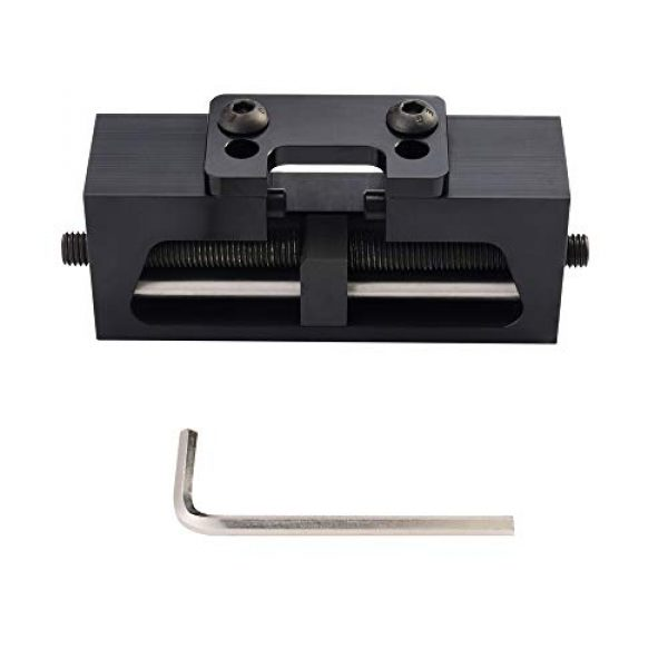 Kuber Airsoft Gun Sight 3 Kuber Handgun Sight Pusher Tool Universal for 1911 Glock sig Springfield and Others for Front or Rear Sights