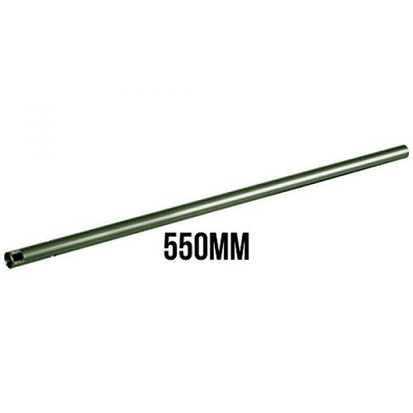 JBU Airsoft Barrel 1 JBU JA10 Precision 6.03mm Airsoft MIL4/MIL16 Inner Barrel
