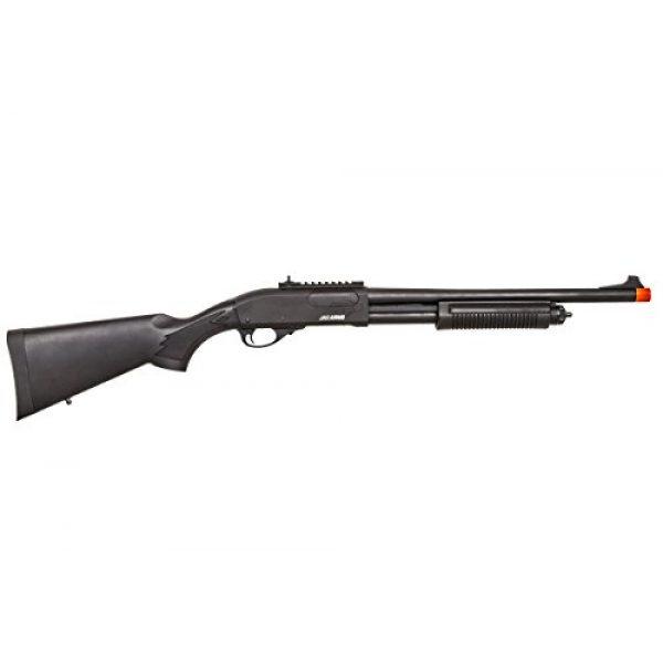 Jag Arms  3 Jag Arms Scattergun HD Gas Airsoft Shotgun (Black)